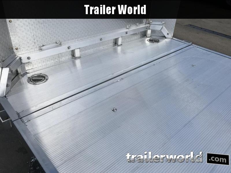 2020 Aluma 8218 Tilt Bed Open Car Hauler Trailer Anniversary Edition