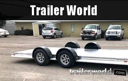 2020 Sundowner ULTRA Aluminum Open Car Hauler Trailer 22'