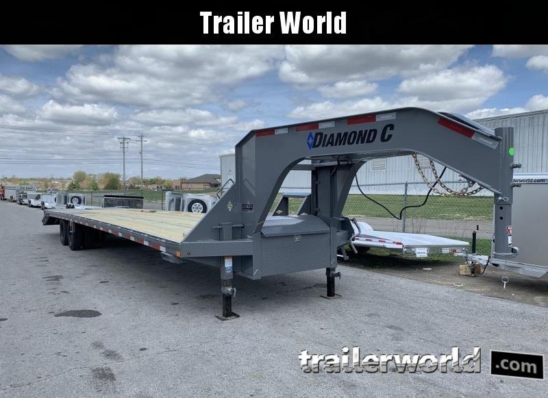 2020 Big Tex 25GN-35' + 5' Gooseneck Trailer 25900 GVWR MEGA