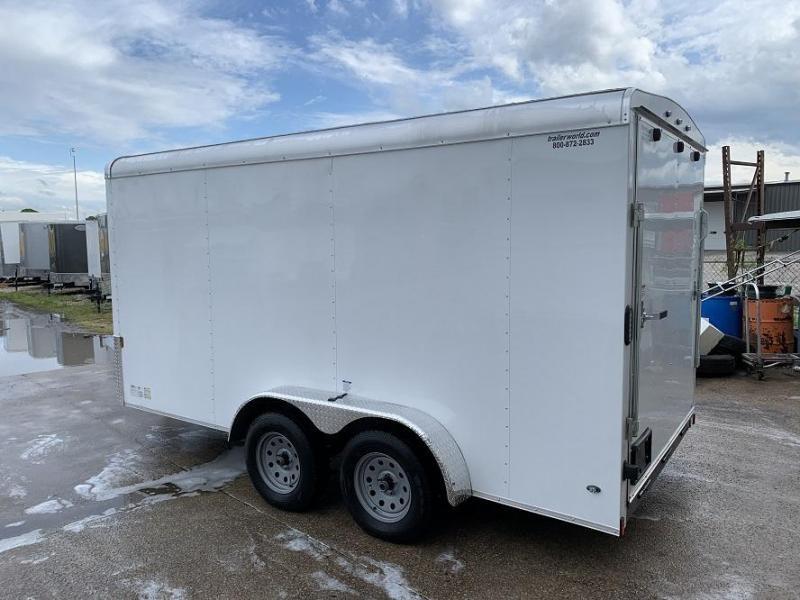 2019 Cargo Mate Blazer 7 x 14 Enclosed Cargo Trailer