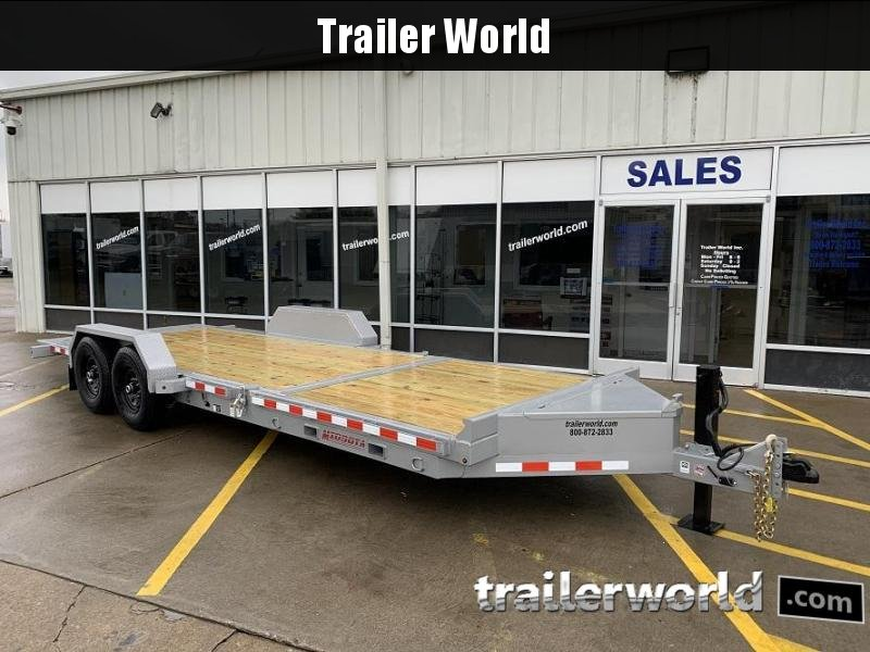2020 Midsota TB-22' Tilt Bed Equipment Trailer 15.4k GVWR