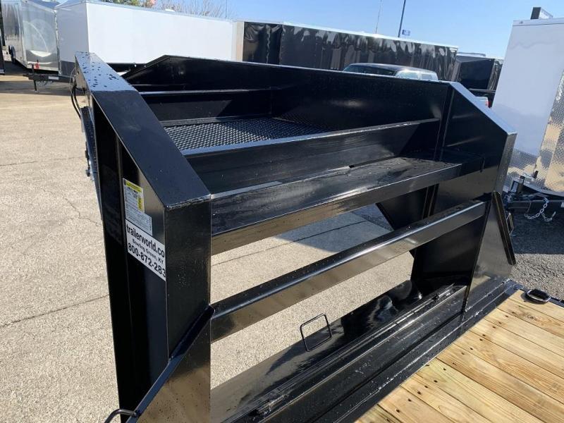 2020 Sure-Trac Gooseneck Deckover Tilt-Bed  22' + 4' 17.6k GVWR
