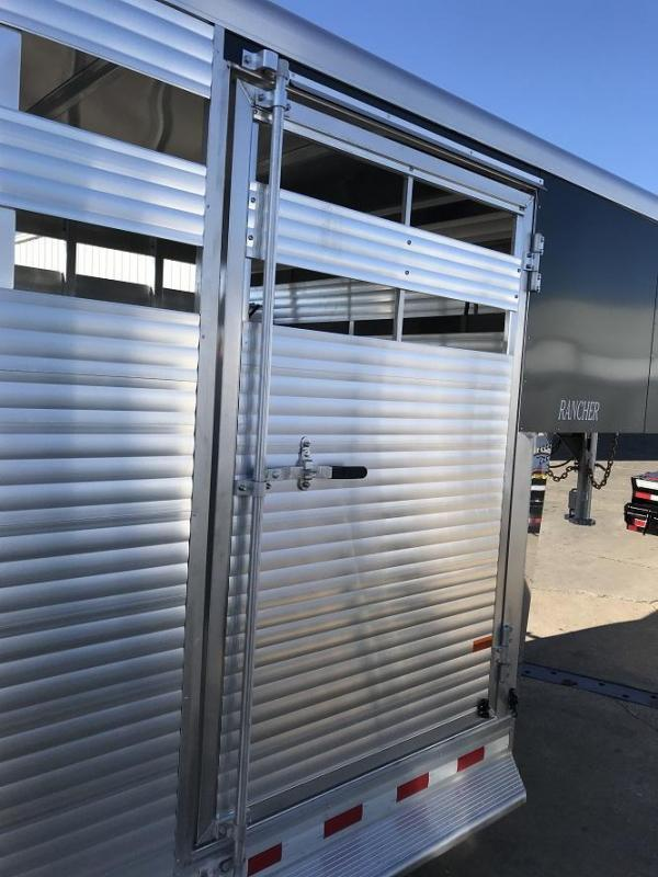 2019 Sundowner Trailers 20' Rancher 7' Tall Stock Trailer