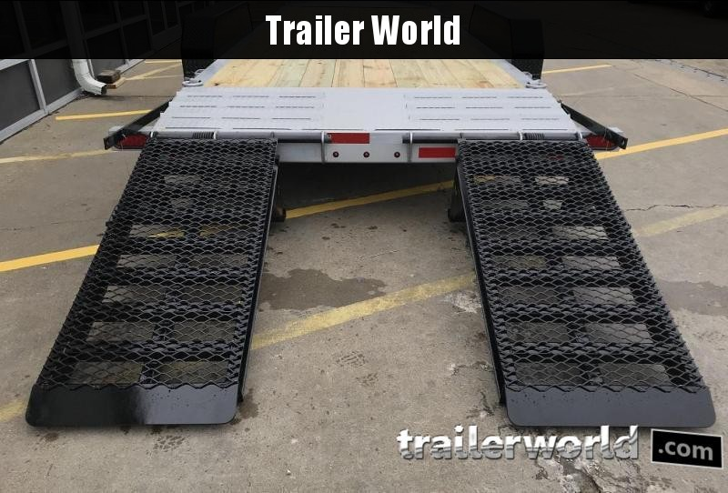 2020 Diamond C LPX 22' Low Profile 10 Ton Equipment Trailer