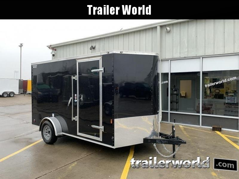 2020 Continental Cargo 7' x 12' x 6.3' Enclosed Cargo Trailer