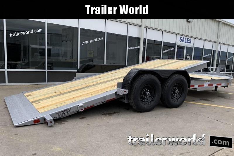 2020 Diamond C HDT 20' w/ 16' Tilt-Bed Equipment Trailer 7 Ton
