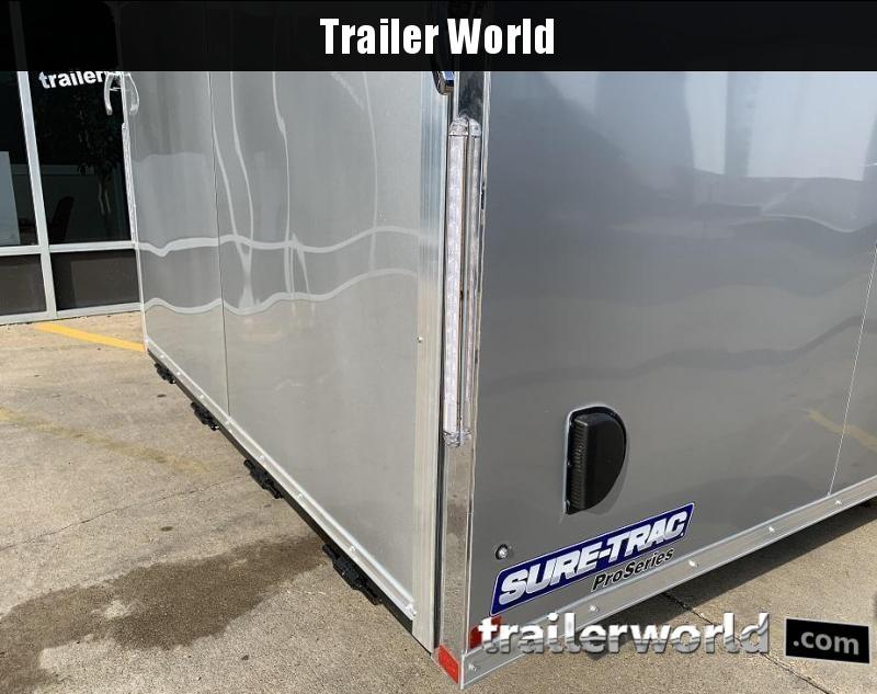 2020 Sure-Trac Race 24' Enclosed Car / Race Trailer