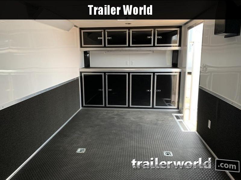 2020 Continental Cargo 28' Race Trailer