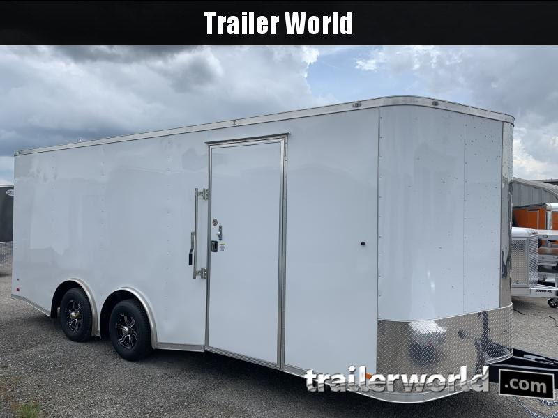 2020 CW 20' Spread Axle Enclosed Car / Racing Trailer