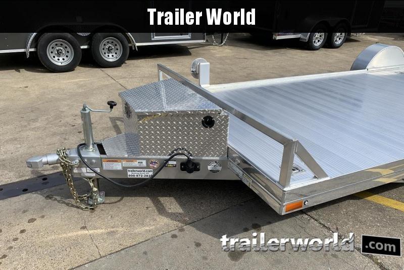 2020 Sundowner 4000AP - 22' Aluminum Open Car Hauler Trailer