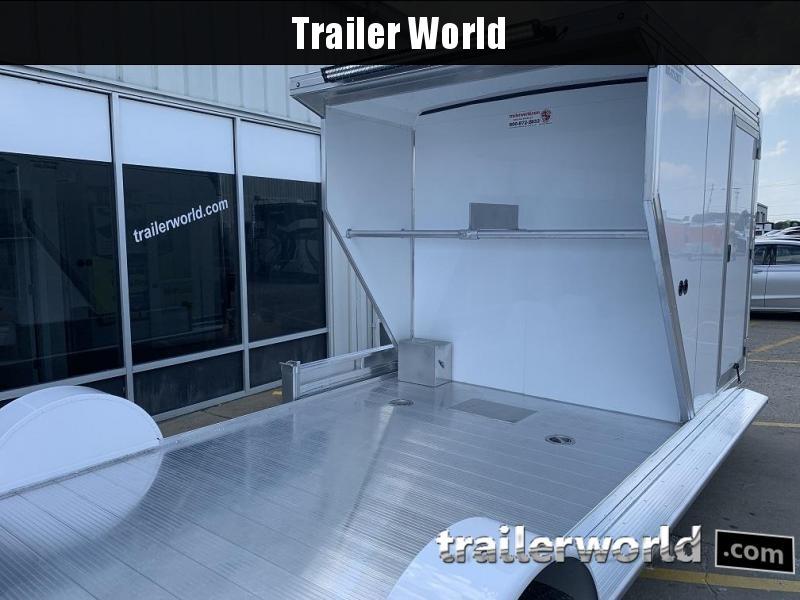 2020 Sundowner Outdoorsman 25' Aluminum Enclosed / Open Trailer