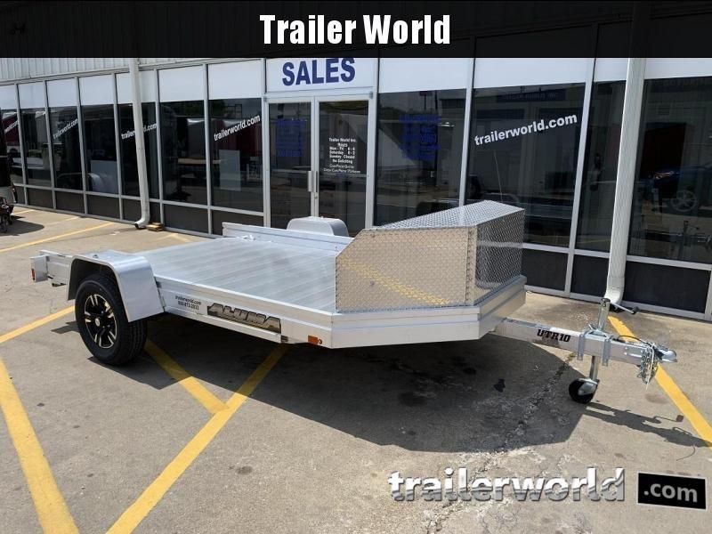 2020 *New Model* Aluma UTR10 10' Aluminum Utility Trailer