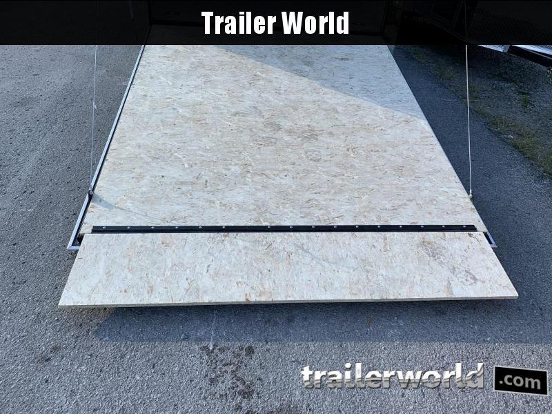 "2020 Sure-Trac 7 x 14' x 7'6"" Pro Series Wedge Cargo Trailer"