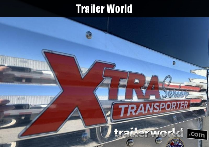 2020 Sundowner XTRA 38' Aluminum Gooseneck Enclosed Car Trailer