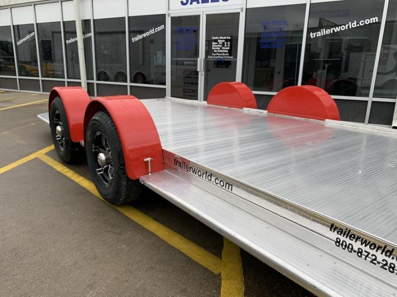 2020 Sundowner 20' Aluminum Open Car Hauler Trailer
