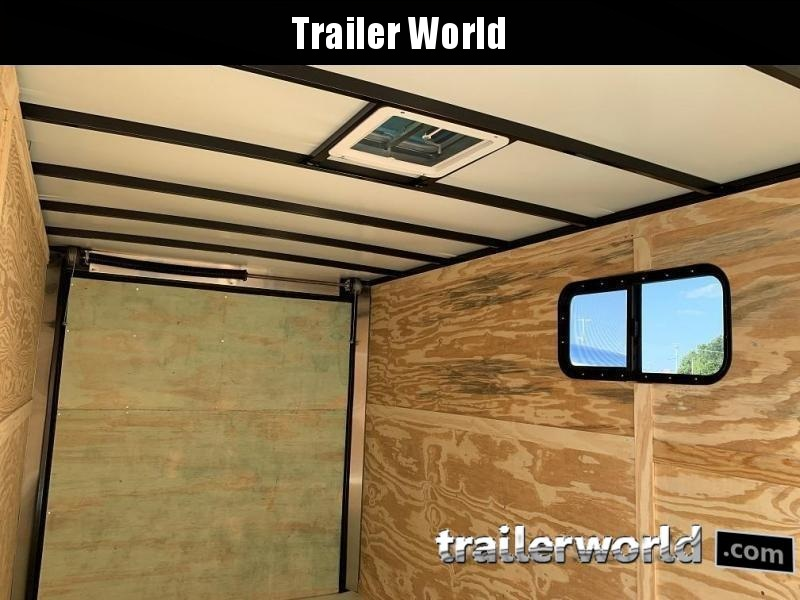 2020 ARI 7' x 16' x 7' Enclosed Cargo Trailer w/ Windows