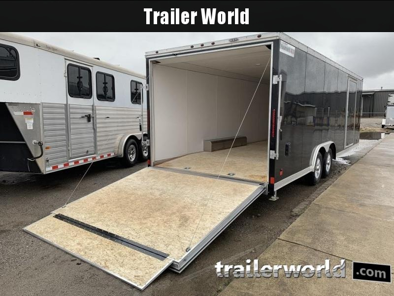 2019 Haulmark HAUV8.5x24WT3 8.5' x 24' Aluminum Enclosed Car Trailer