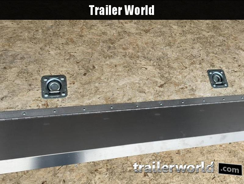 2019 Haulmark 24' Aluminum Enclosed Car Trailer - CLEARANCE