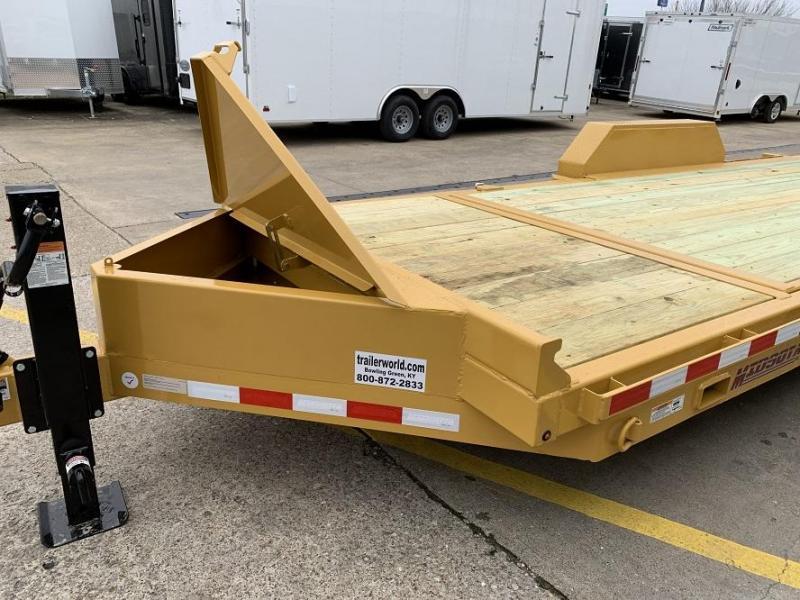 2020 Midsota TB-20' Tilt Bed Equipment Trailer 15.4k GVWR