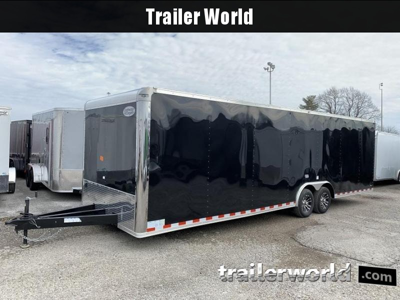 2020 Continental Cargo 28' Race Trailer