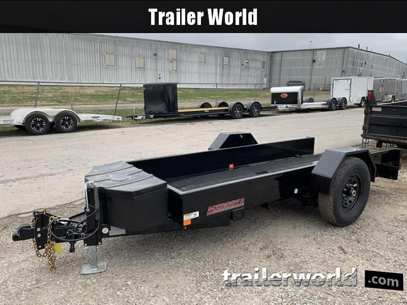 2020 Midsota SL12-RA 12' Scissor Lift Trailer