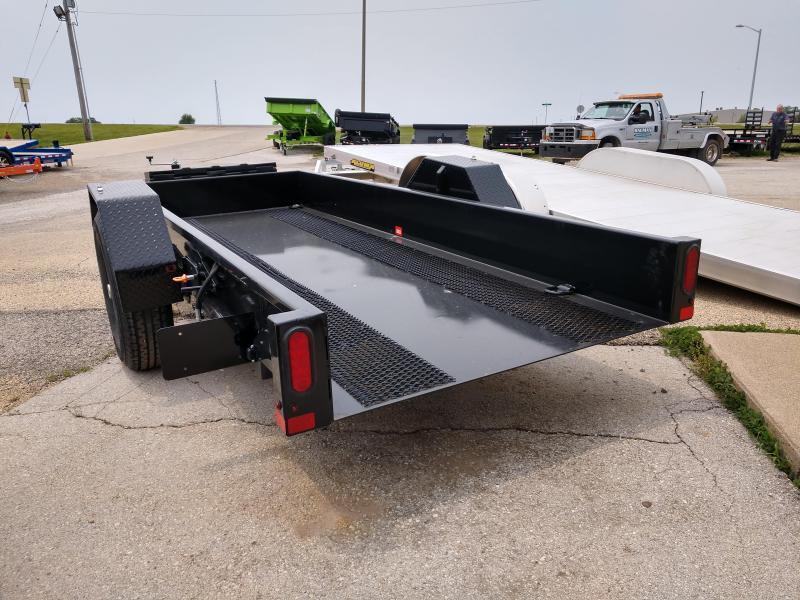 2020 Midsota SL12-RA 12' Scissor Lift Trailer