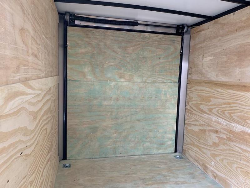 2020 Arising 7 x 12 x 7 Enclosed Cargo Trailer w/ Windows