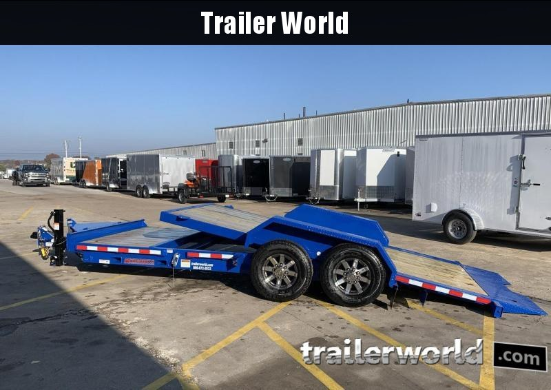 2020 Midsota TB-20' Tilt Bed Equipment Trailer 15,400 GVWR