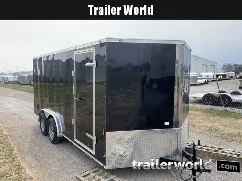 2021 Continental Cargo 7.5' x 14' x 6.3' Enclosed Cargo Trailer