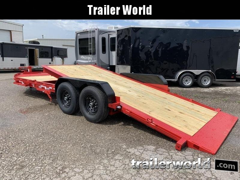 2020 Diamond C HDT 22' w/ 16' Tilt-Bed Equipment Trailer 7 Ton