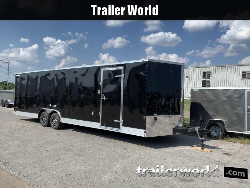 2021 Cargo Mate 28' Vnose Enclosed Car / Race Trailer