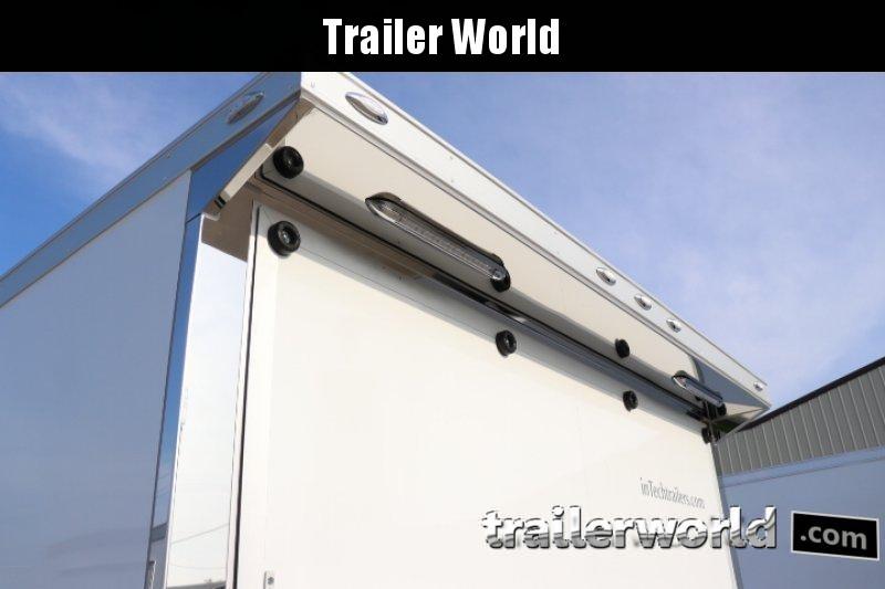 2020 inTech Trailers 24 Full Access Door Car / Racing Trailer