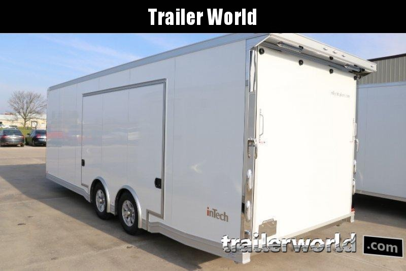 2020 inTech Trailers 24 Full Access Door Car / Racing Trailer