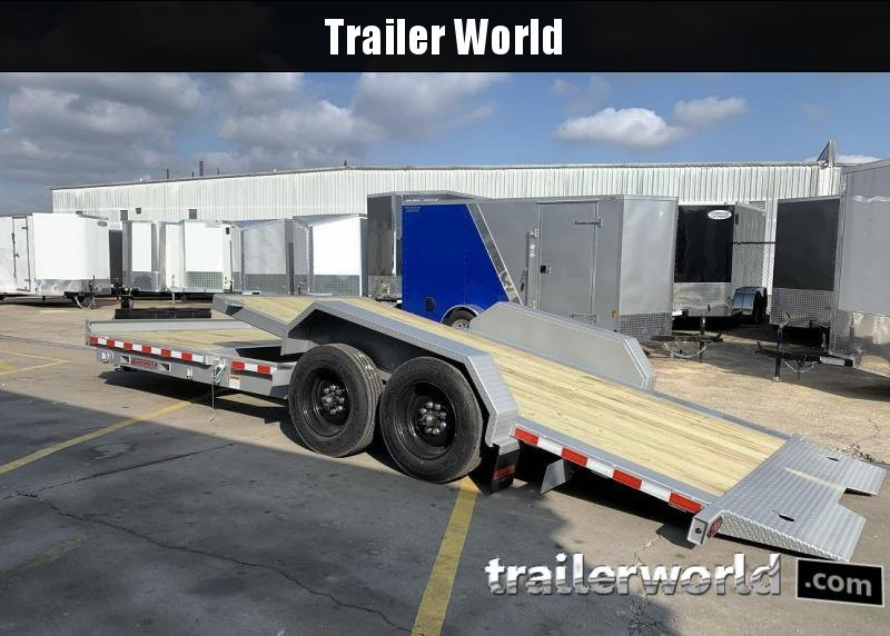 2020 Midsota TB-22' Tilt Bed Equipment Trailer 17.6k GVWR