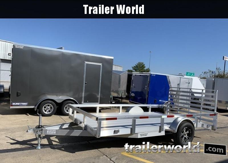 2019 Trailer World Aluminum 14' Utility Trailer