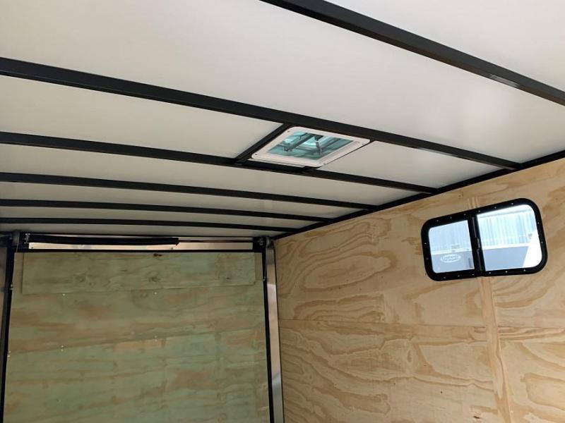 2020 Arising 8.5 x 16 x 7 Enclosed Cargo Trailer w/ Windows
