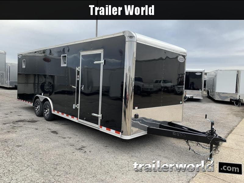2020 Continental Trailers 24' Race Trailer
