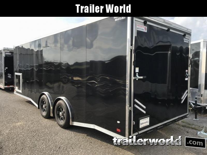 2020 CW 24' Spread Axle Race Trailer