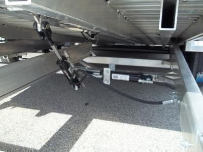 2021 Aluma 8220H Tilt Bed  w JT Pkg Aluminum Open Car Hauler Trailer 10k GVWR