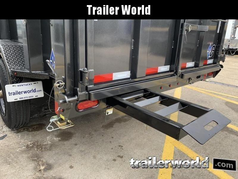 2020 Diamond C LPT 16' SUPER Gooseneck Dump Trailer Low Profile Commercial Grade 20k GVWR