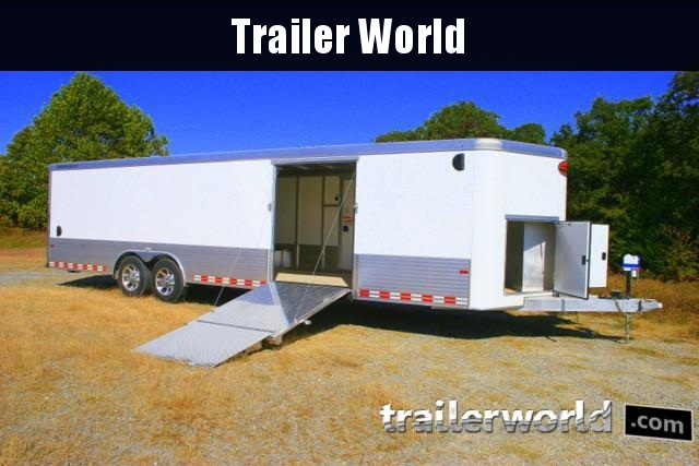 Car Lots Bowling Green Ky >> Enclosed Car Trailers | Trailer World of Bowling Green, Ky ...