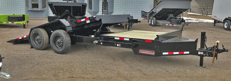 2020 Midsota TBHD-22' Tilt Bed Equipment Trailer 22k GVWR