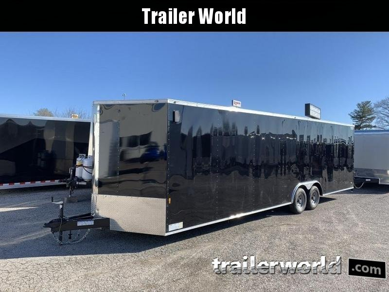 2020 Continental Cargo 30' V  Enclosed Car Trailer