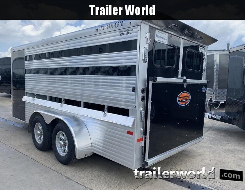 2020 Sundowner Showman GT Low Profile Livestock Trailer