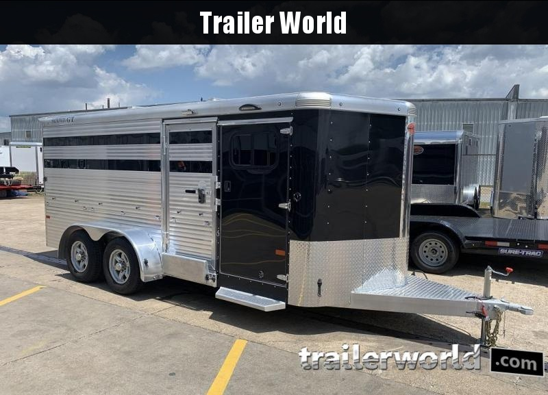 2020 Sundowner Showman GT Low Profile Livestock Trailer