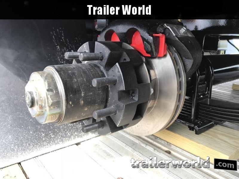 2020 Midsota FBGN 34' Hydraulic Dovetail Gooseneck Trailer 25900 GVWR