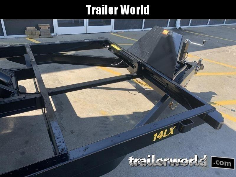 2020 Big Tex Trailers 14LX-14' Dump Trailer 14k GVWR w/ TARP