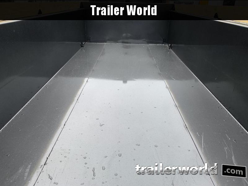 2019 Diamond C LPT 16' SUPER Gooseneck Dump Trailer Low Profile Commercial Grade 20k GVWR