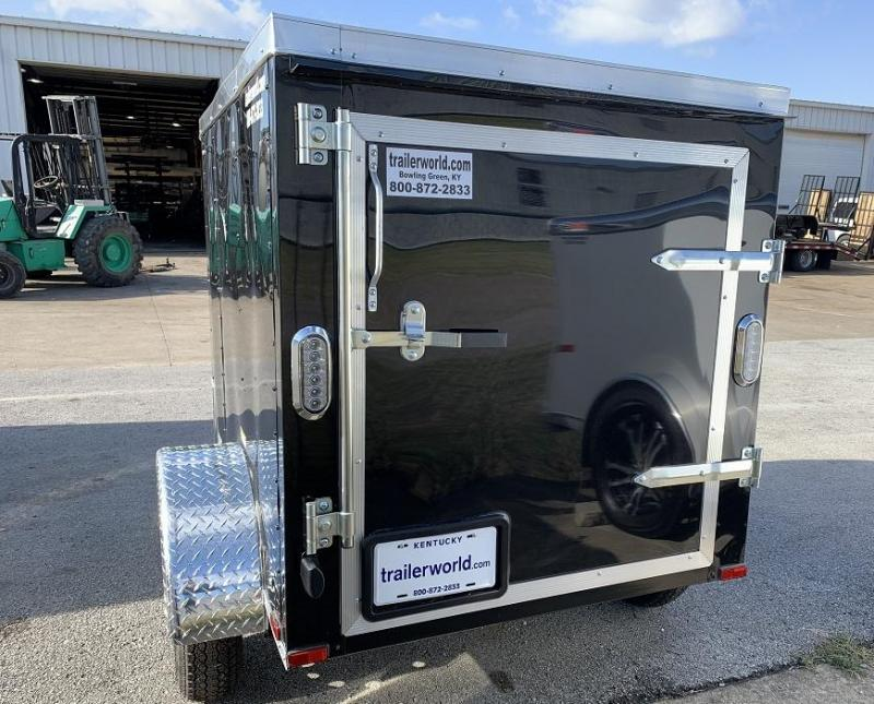 2020 ARI 4x6 Enclosed Cargo Trailer