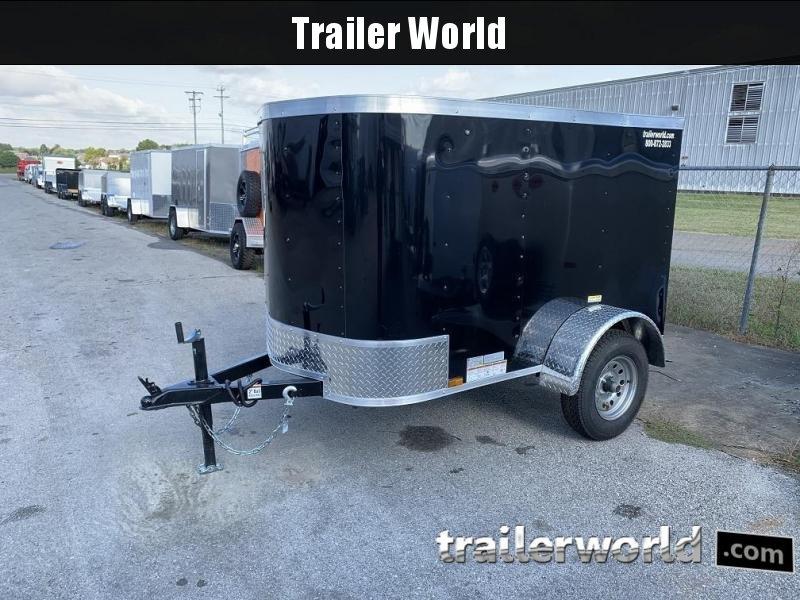 2020 ARI 4x6 Enclosed Cargo Trailer